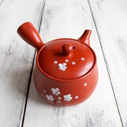Японский чайник кюсу Весенняя сакура 330 мл купить за 2300 руб.