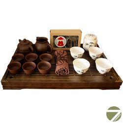 Шаолинь - Набор посуды для чайной церемонии купить за 10500 руб.