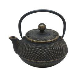 Чугунный чайник Золотистая черепаха 600 мл купить за 2300 руб.