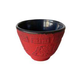 Чугунная чашка Мэйхуа 120 мл купить за 690 руб.
