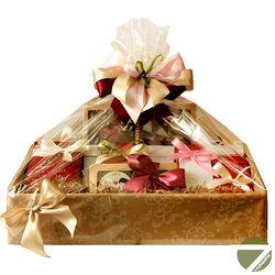 Подарочный чайно-кофейный набор в коробке - Вдохновение купить за 5000 руб.