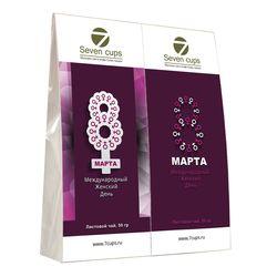 Два чая - Символ Венеры - Подарочный чайный набор купить за 300 руб.