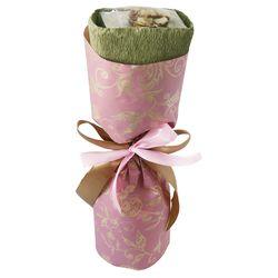 Букет из чая - Маргаритка розовая - Подарочный набор чайный букет купить за 370 руб.