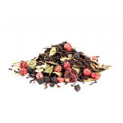 Шантарам 50 гр - Черный чай с ягодно-цветочными добавками купить за 120 руб.