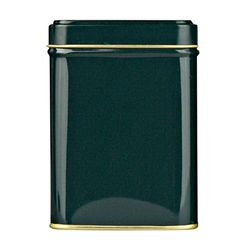 Банка для чая, сахара и конфет Зеленая 100 гр купить за 190 руб.