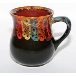 Чашка керамическая Павлин 300 мл купить за 650 руб.