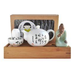 Эгоист  - Набор посуды для чайной церемонии купить за 4600 руб.