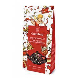Чай Gutenberg  Для любимых 100 гр - Черный с добавками купить за 330 руб.