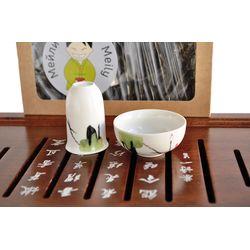 Журавли - Набор посуды для чайной церемонии купить за 8800 руб.