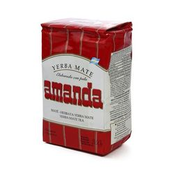 Йерба Мате Amanda Tradicional  250 гр купить за 650 руб.