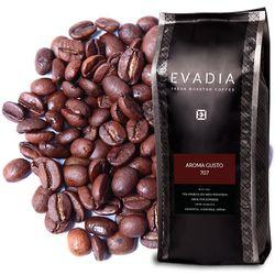 Эспрессо-смесь AROMA GUSTO, EvaDia 500 гр - Кофе в зернах, medum roast купить за 646 руб.