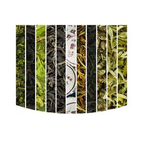 Чайный сет Ли Ши Фу - Знакомство с китайским чаем купить за 1200 руб.