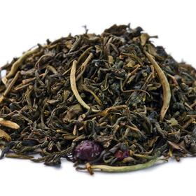 Японская вишня с нотками миндаля 50 гр - Зеленый чай с добавками купить за 127 руб.