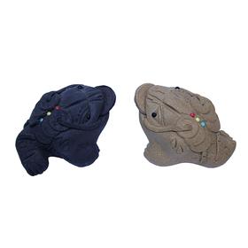 Глиняная игрушка для чайной церемонии Трехлапая жаба купить за 560 руб.