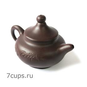Чайник из исинской глины Сишань 100 мл купить за 1400 руб.