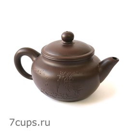 Чайник из исинской глины Гао Шань 100 мл купить за 1400 руб.