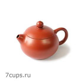 Чайник из исинской глины Пшеничное Зернышко 40 мл купить за 1440 руб.