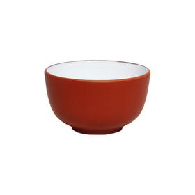 Пиала из исинской глины Рыжая (эмаль) 40 мл купить за 110 руб.