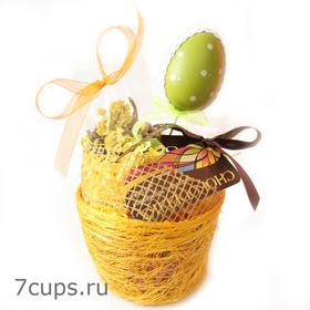 Пасхальный - Подарочный набор из чая купить за 780 руб.