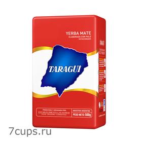 Йерба Мате Taragui Con Palo (классический со стебельками) 500 гр купить за 750 руб.