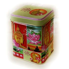 Банка для чая, сахара и конфет Джатака 100 гр купить за 300 руб.