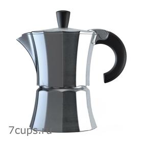 Гейзерная кофеварка алюминиевая 150 мл купить за 500 руб.