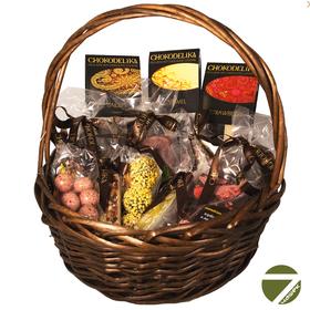 Подарочный набор из шоколада - Брауни купить за 3500 руб.
