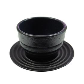 Чугунная чашка Агат с подставкой 130 мл купить за 828 руб.