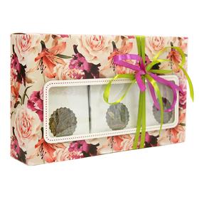 Коробка Зеленый вкус - Подарочный набор из зеленого чая купить за 471 руб.