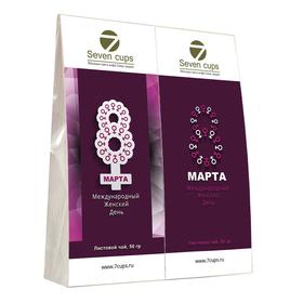 Два чая - Символ Венеры - Подарочный чайный набор купить за 350 руб.