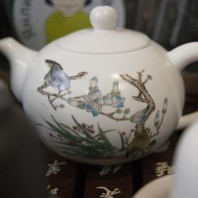 Дегустация улунов - Набор посуды для чайной церемонии купить за 7500 руб.