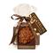 Шоколадная плюшка Chokolelika Молочный шоколад с кешью, 30 гр купить за 170 руб.