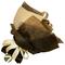 Букет из чая - Амарант коричневый - Подарочный набор чайный букет купить за 1800 руб.