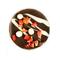 Шоколадная конфета Chokodelika Чоко с клубникой 10 гр купить за 60 руб.