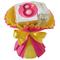 Букет из чая - Лютик Восьмое Марта - Подарочный набор чайный букет купить за 550 руб.