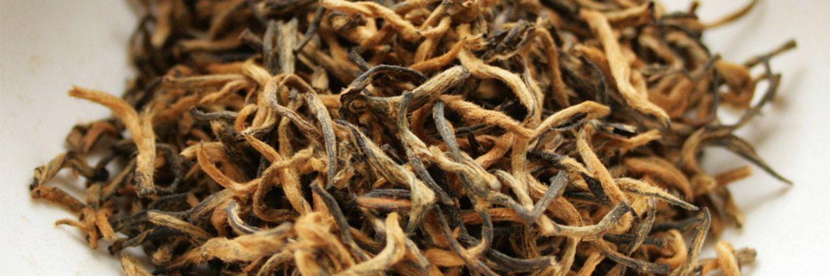Волшебный Цзинь Цзюнь Мэй - Золотые брови - Китайский красный чай. Дегустация