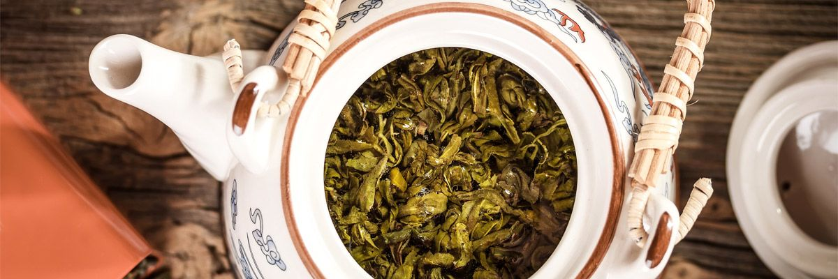 Как правильно заваривать листовой чай