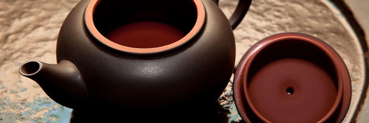 Как подготовить глиняный (исинский) чайник