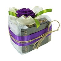 Чайный подарок - Кусочек торта Черничный десерт купить за 712 руб.