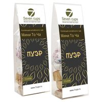 Коллекция китайского чая Пуэр Мини То Ча 12 штук купить за 460 руб.