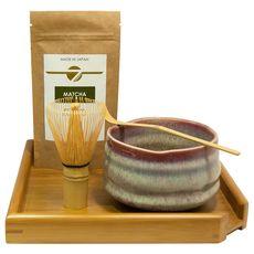 Японская церемония №1 - Набор посуды для японской чайной церемонии