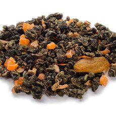 Сладкая груша 50 гр - Зеленый чай с добавками