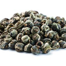 Най Сян Чжень Чжу 50 гр - Молочная жемчужина - Китайский зеленый чай