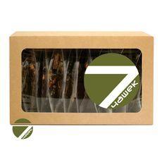 Чайный сет Семь чашек - Коллекция зеленого и черного чая с натуральными добавками