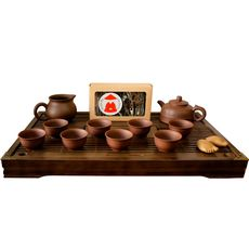 Хуан Хэ - Набор посуды для чайной церемонии