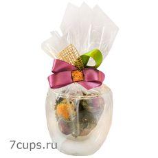 Подарочный набор из связанного чая - Осенний вальс