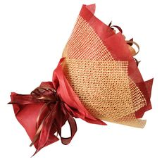 Букет из кофе - Пион - Подарочный набор кофейный букет