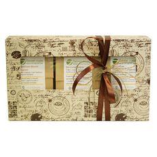 Коробка с окошком Кофе-брейк - Подарочный кофейный набор