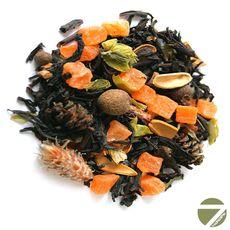 Сибирский 100 гр - Черный чай с добавками