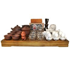Большое путешествие - Набор посуды для чайной церемонии